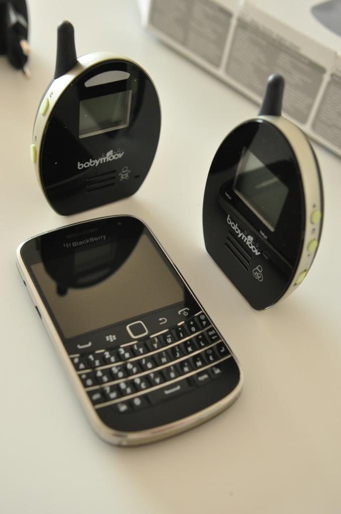 Ondes babyphones